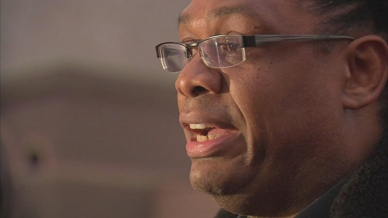 Bedford-Stuyvesant Councilman Robert E. Cornegy Jr. speaks out after double cop shooting