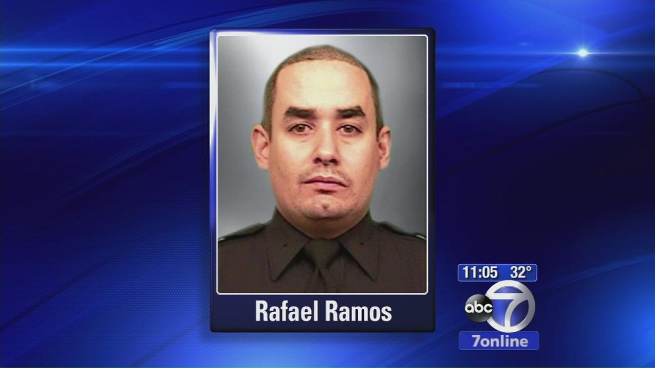 The men behind the badge: more about 2 officers killed