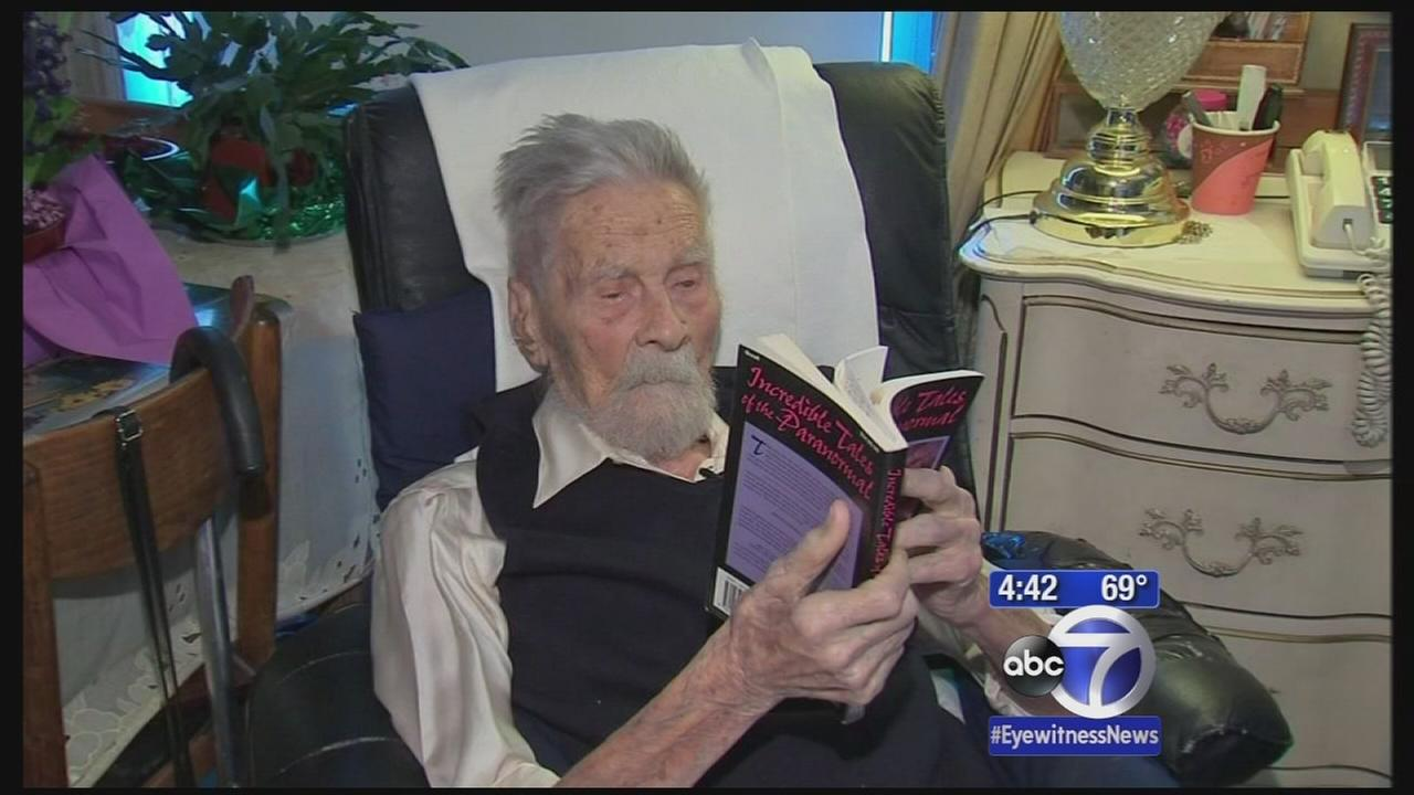 Oldest man alive lives right here in NYC