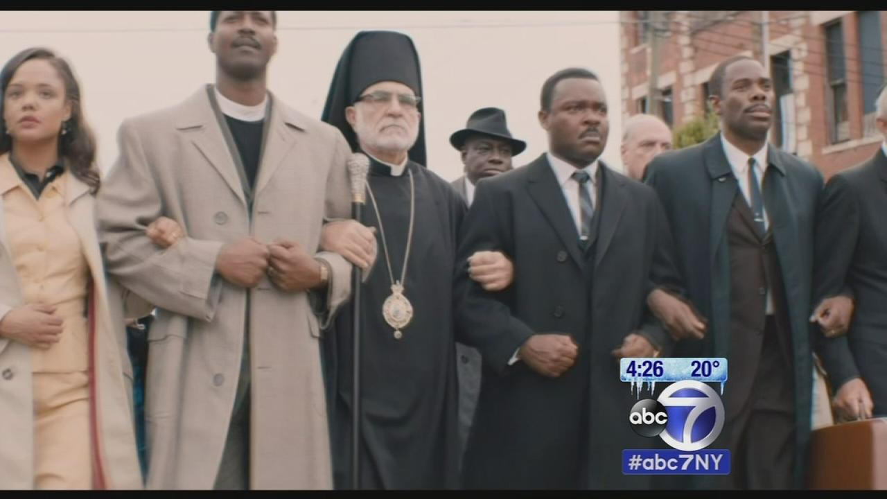 Preview of Selma, about epic civil rights march