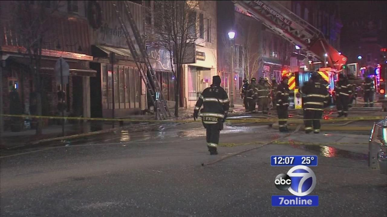 Business destroyed in overnight restaurant fire