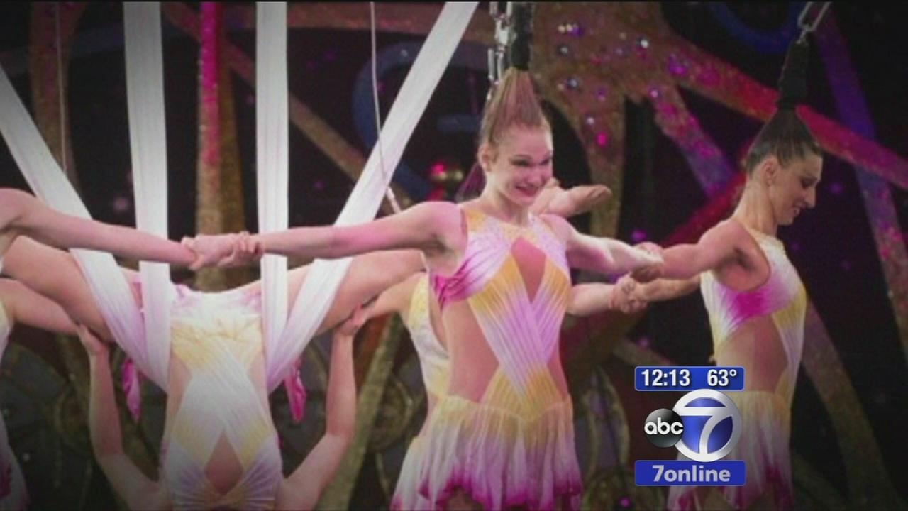 Injured acrobat speaks out