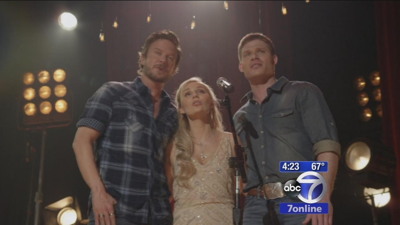 Men of Nashville give sneak peak of finale
