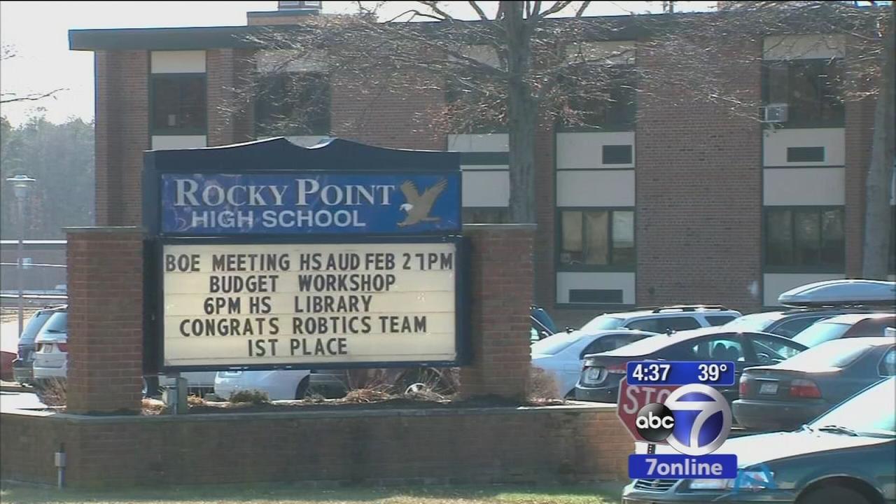 MRSA outbreak concerns at Rocky Point High School
