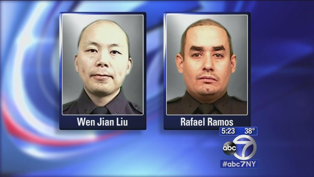 City council approves street renamings for slain officers