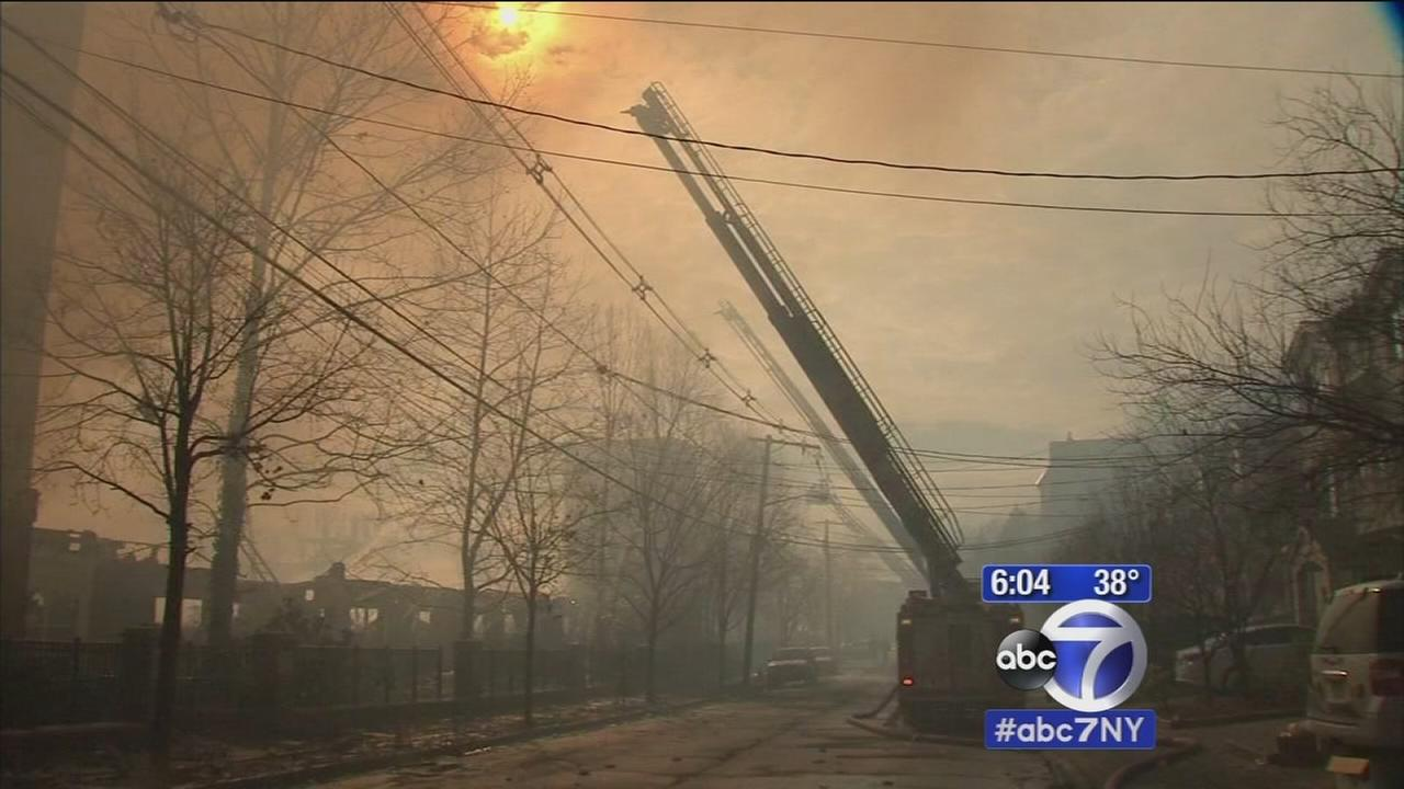 Firefighters talk about how the Edgewater fire got out of control so quickly