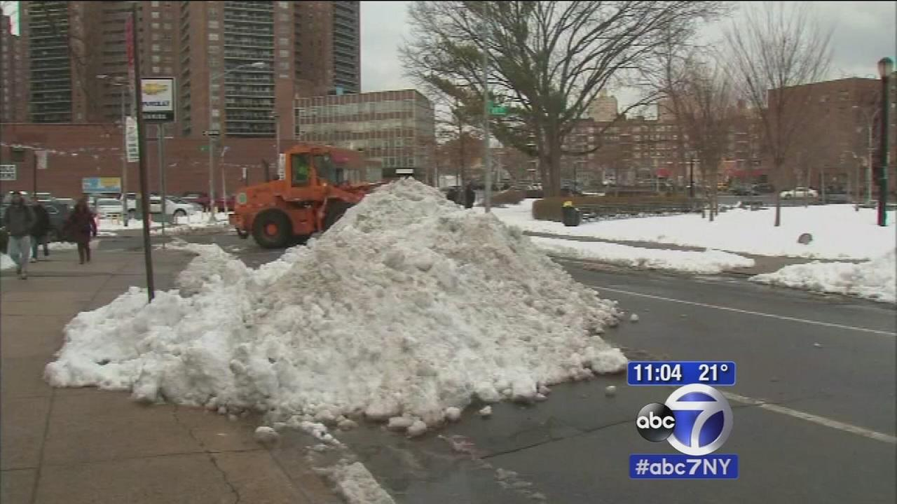 Temperatures drop as more snow is on the way