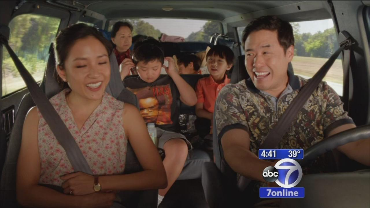 Fresh Off the Boat premiers tonight on ABC
