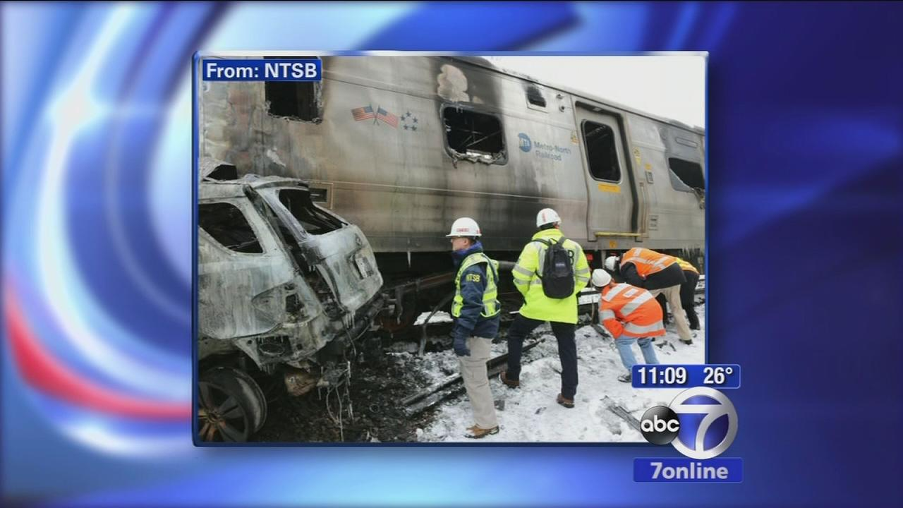 The latest on the investigation and funerals after the Metro-North accident