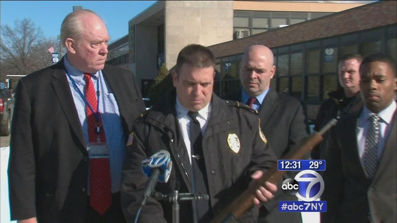 School put on lockdown after parent mistakes prop for gun