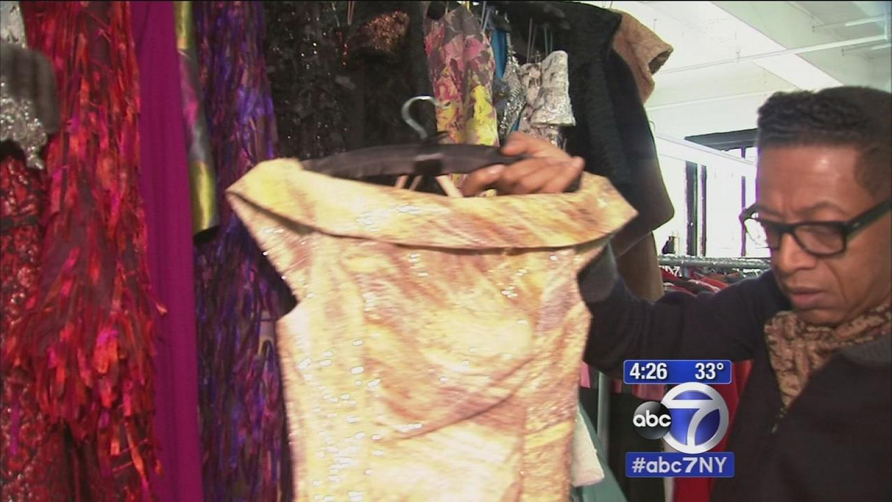 Designer B Michael puts finishing touches on fall line, takes aim at Fashion Week