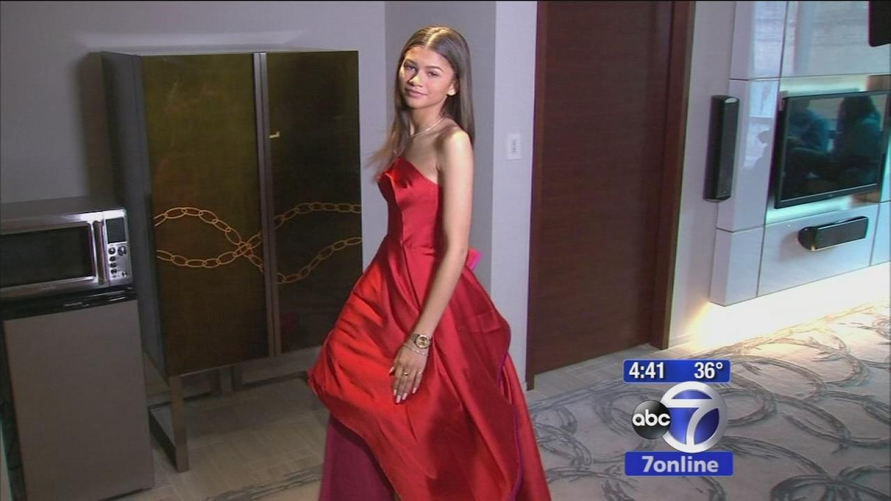 Red dress fashion show for a good cause