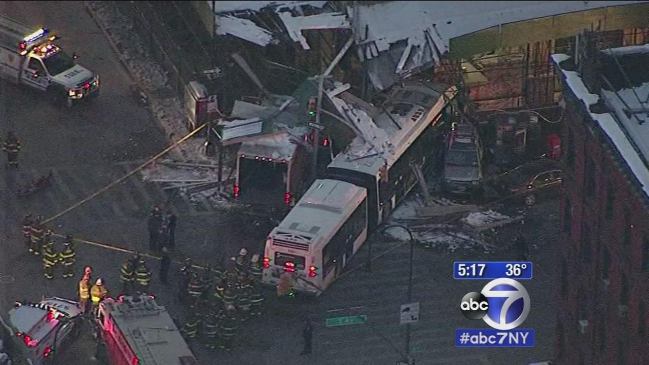 Girlfriend of bus driver killed in crash sues bar