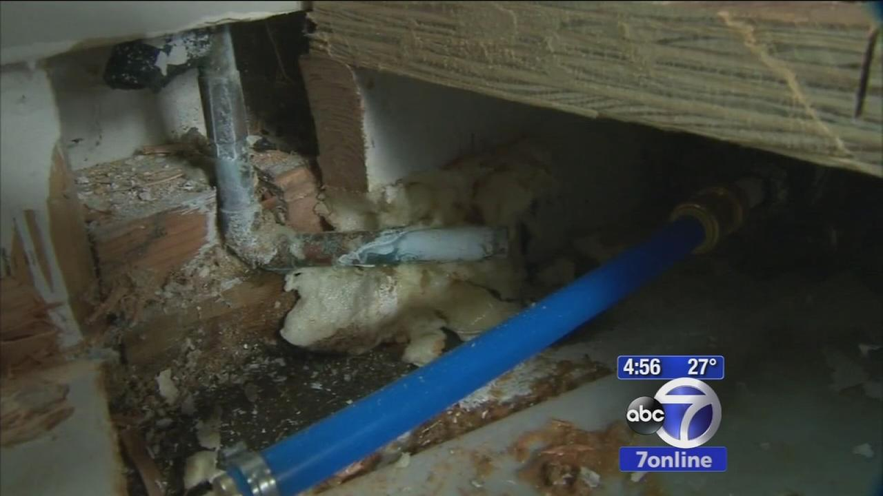 Cost-saving lessons from a plumber