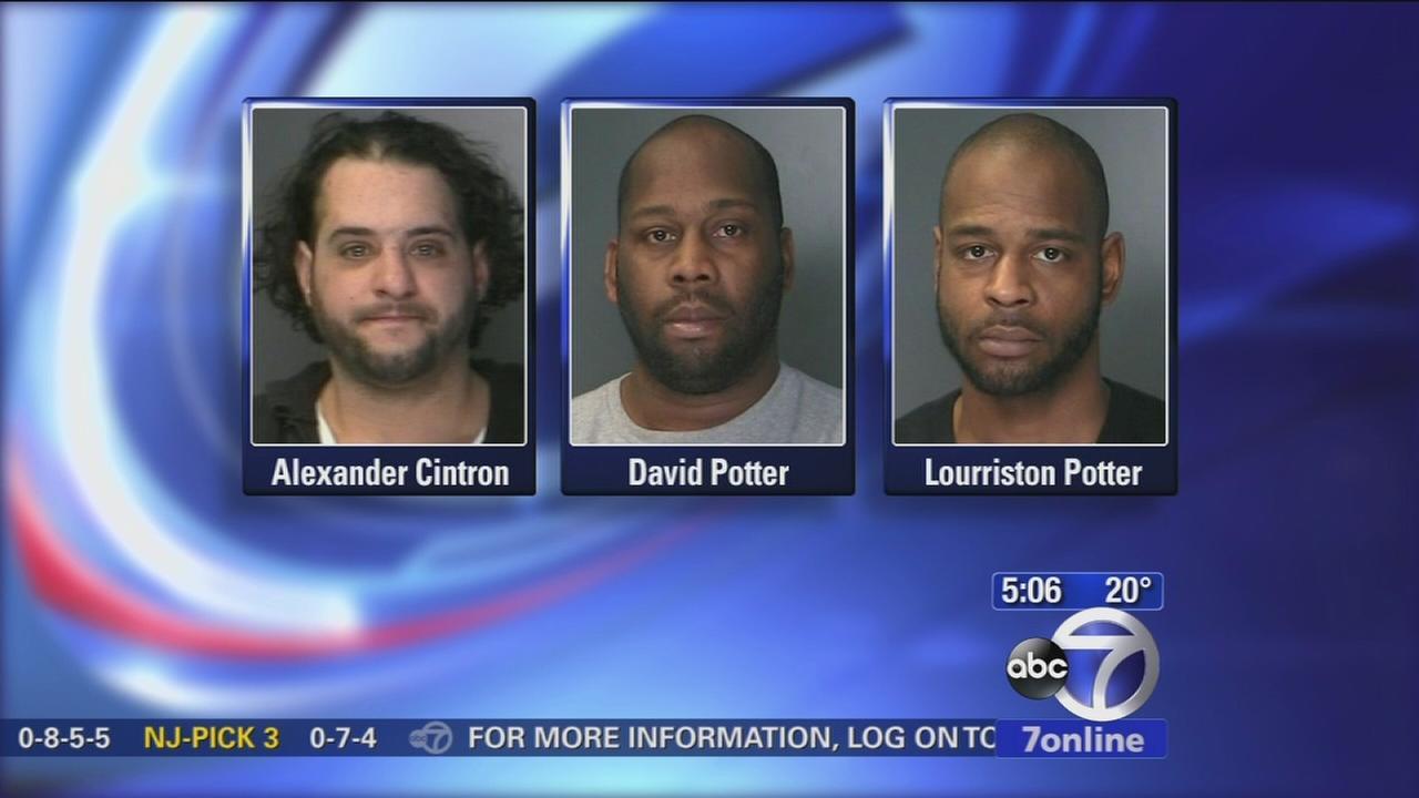 Phone store burglary spree on Long Island