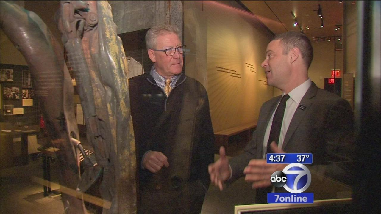 New exhibit to open for 23rd anniversary of WTC attack