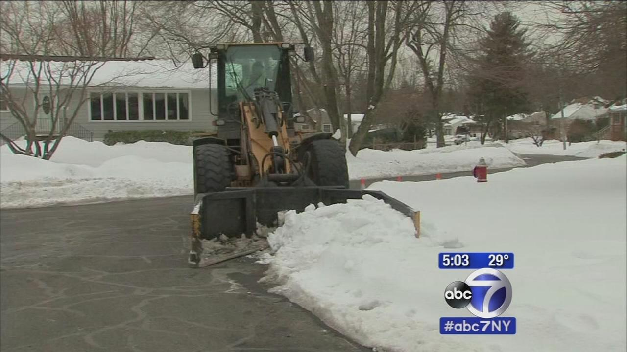 Clarkstown rolls out snow removal plan