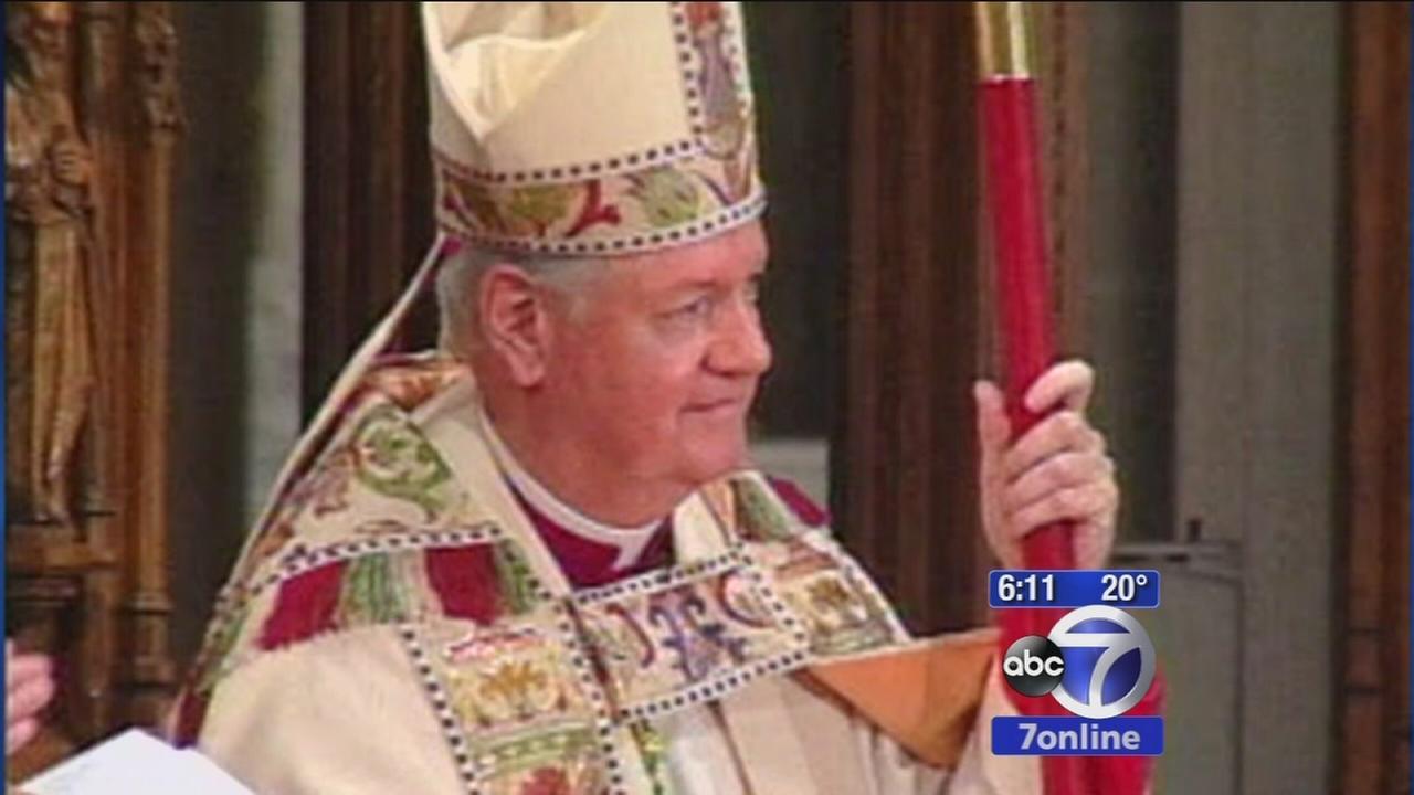 Cardinal Edward Egan dies at 82