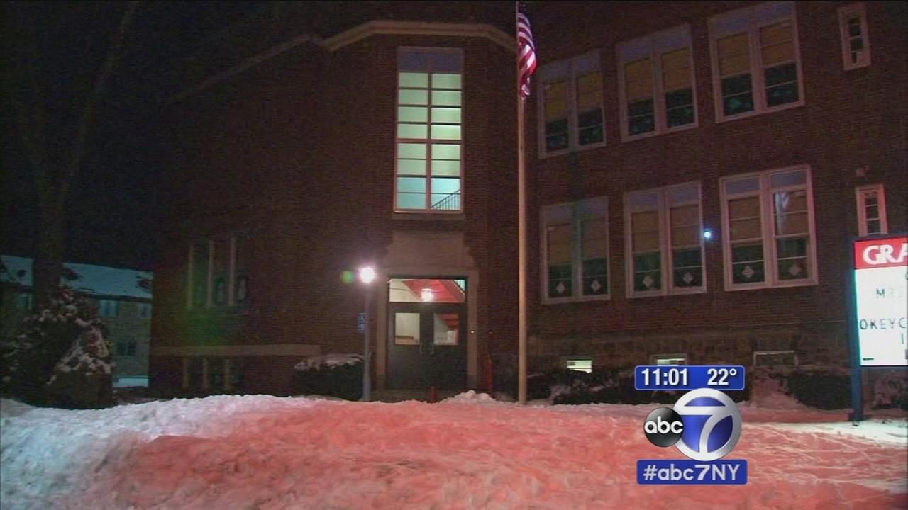 Student dies after falling from second-story window at Dumont school