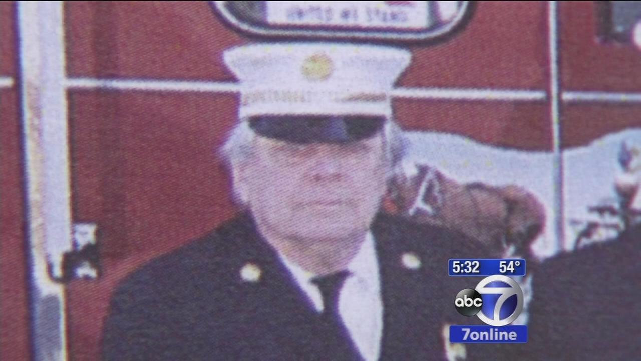 NJ volunteer firefiighter of 50 years killed in hit and run outside firehouse