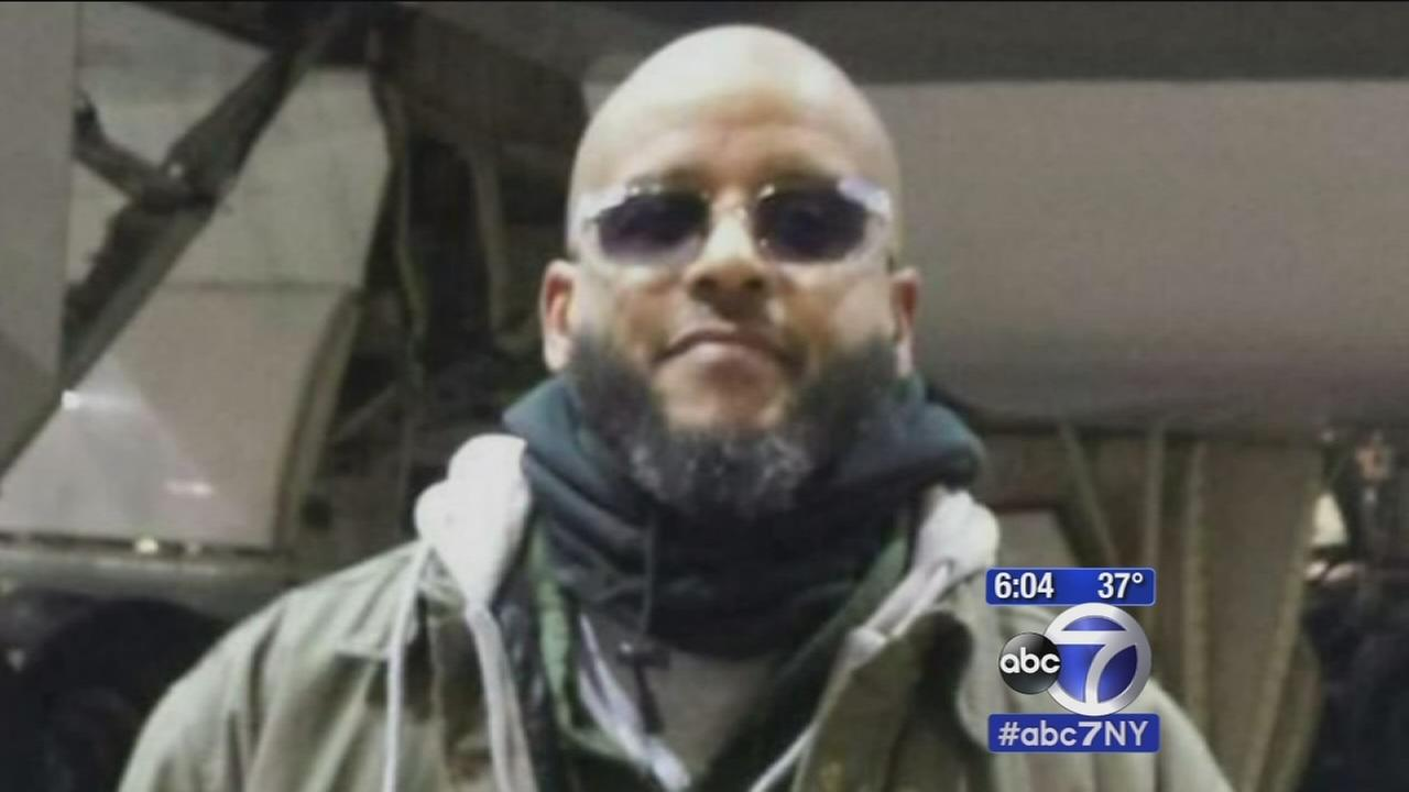 NJ ISIS suspect faces judge for the first time