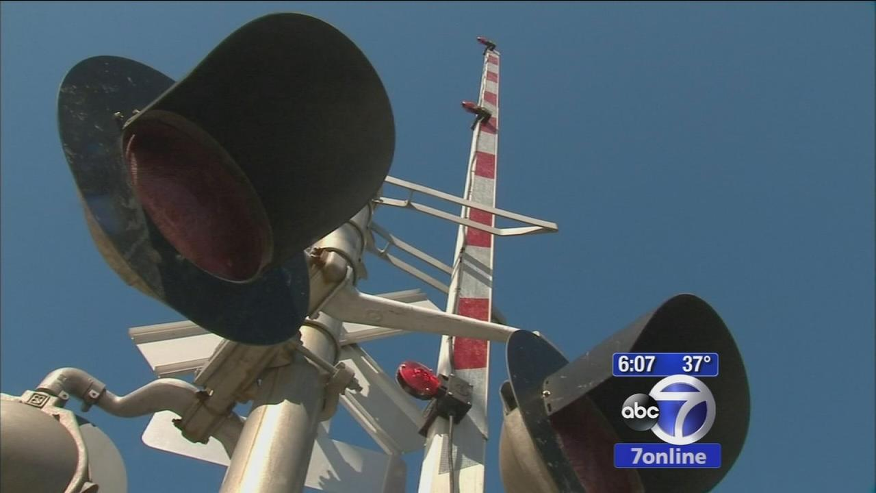 Rash of accidents at train crossings raising safety questions