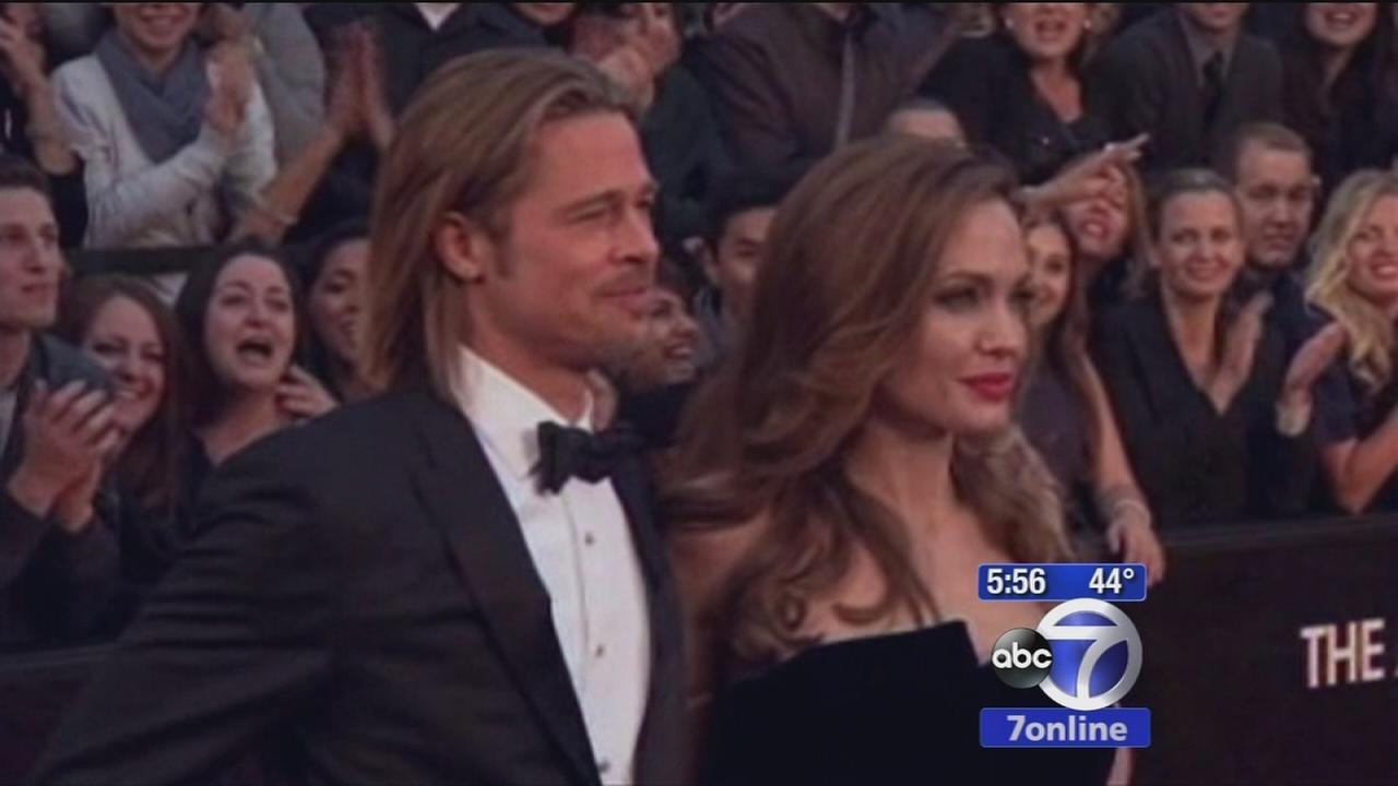 Angelina Jolie had surgery to remove ovaries and fallopian tubes