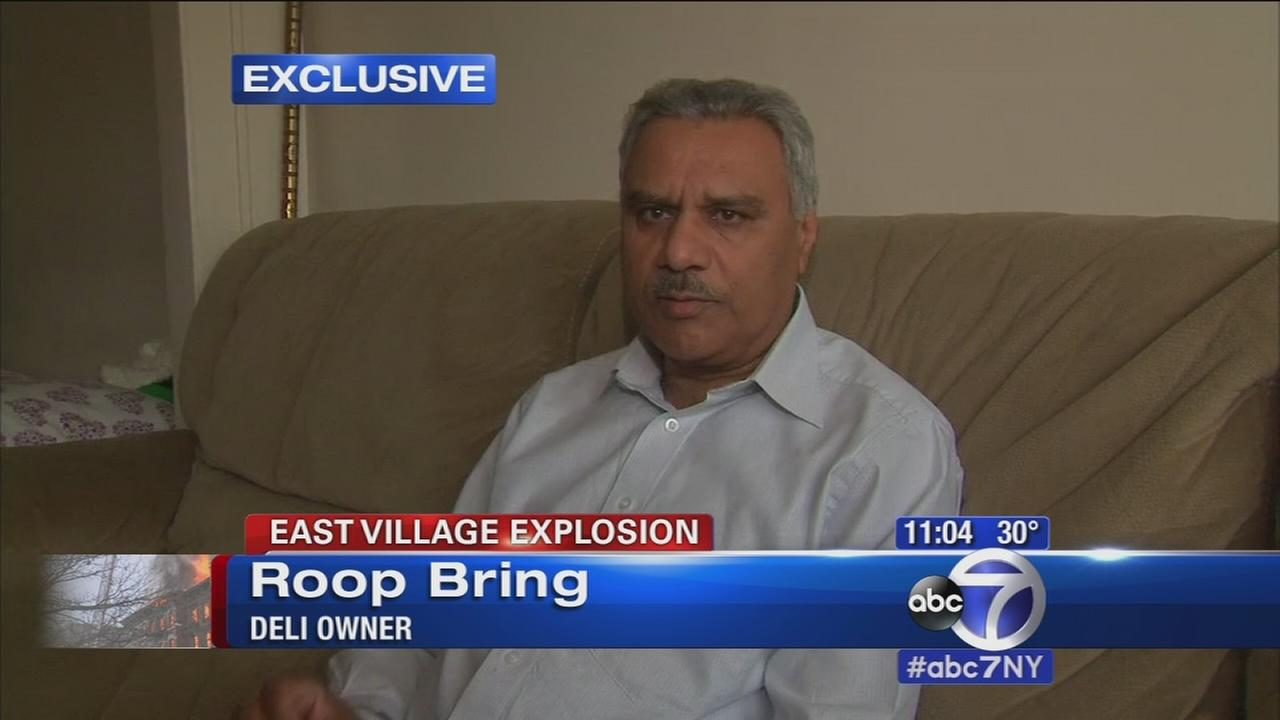 EXCLUSIVE: Deli owner speaks out about Sushi Park busboy