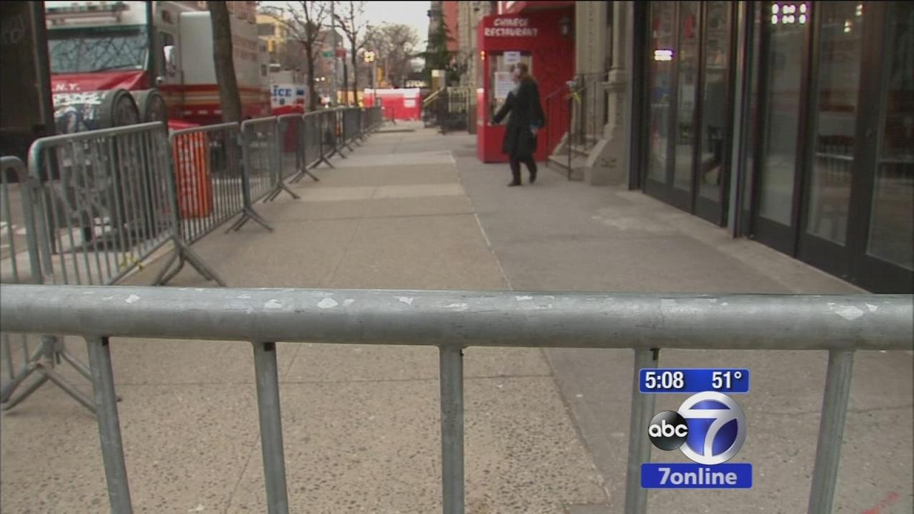 East Village neighborhood businesses struggling because of closed streets, sidewalks