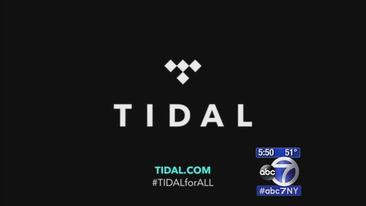 Jay-Z launches Tidal music streaming service