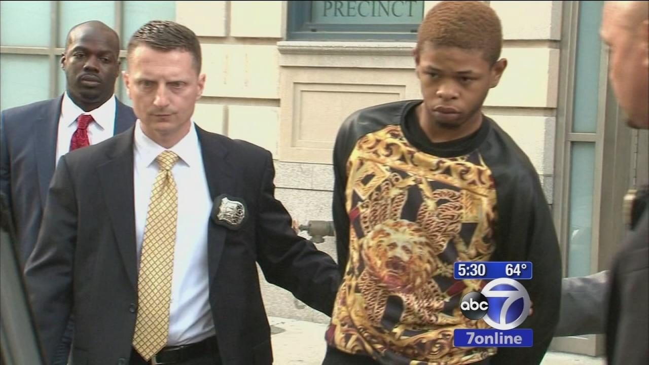 Suspect in deadly beating of elderly man arraigned