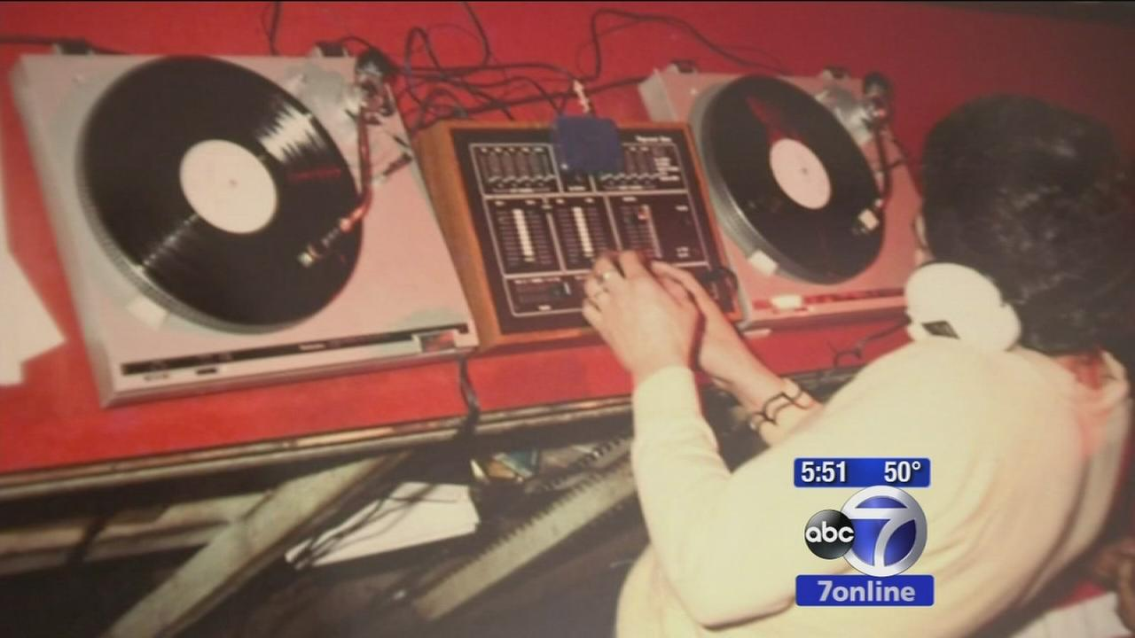 New exhibit on early days of hip-hop