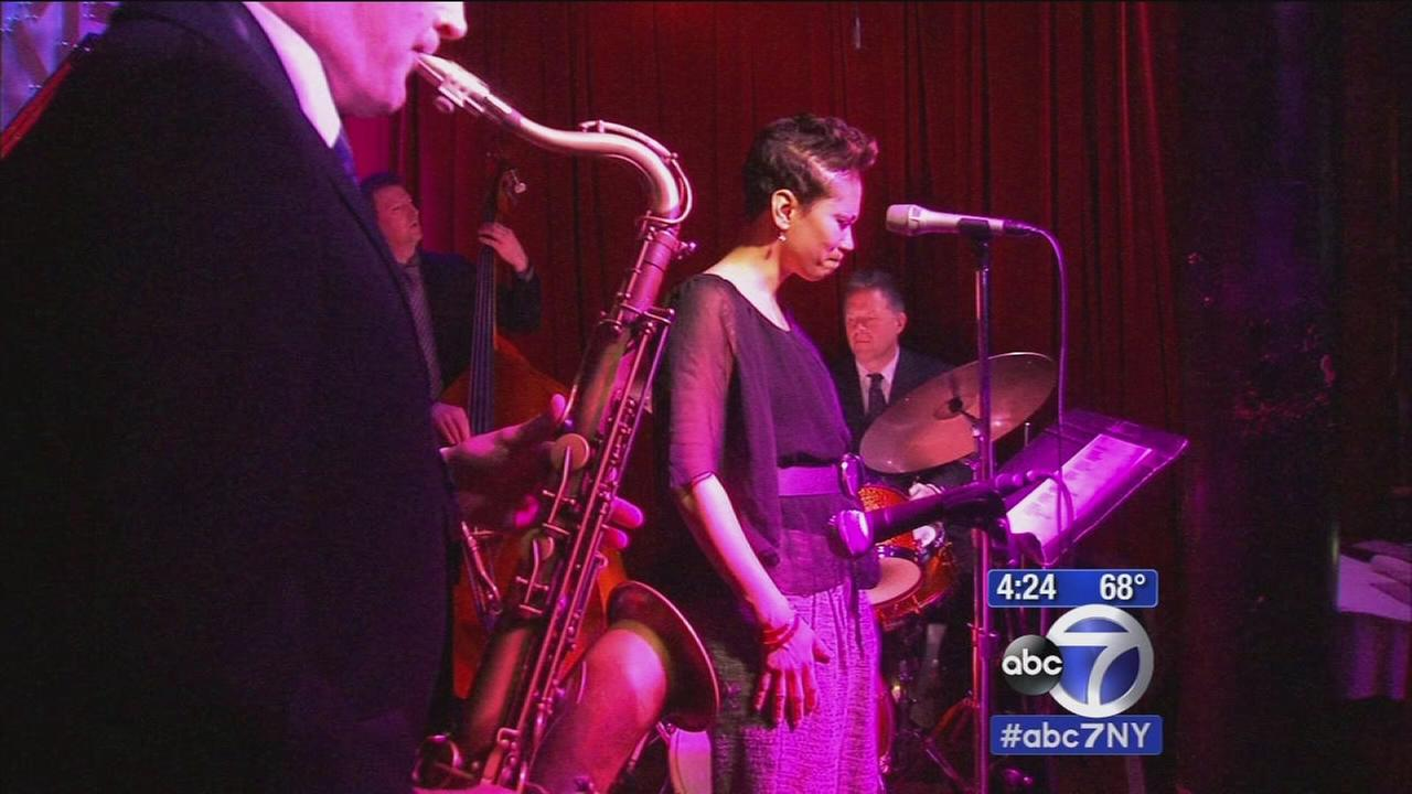 Smoke modern day jazz club on the Upper West Side