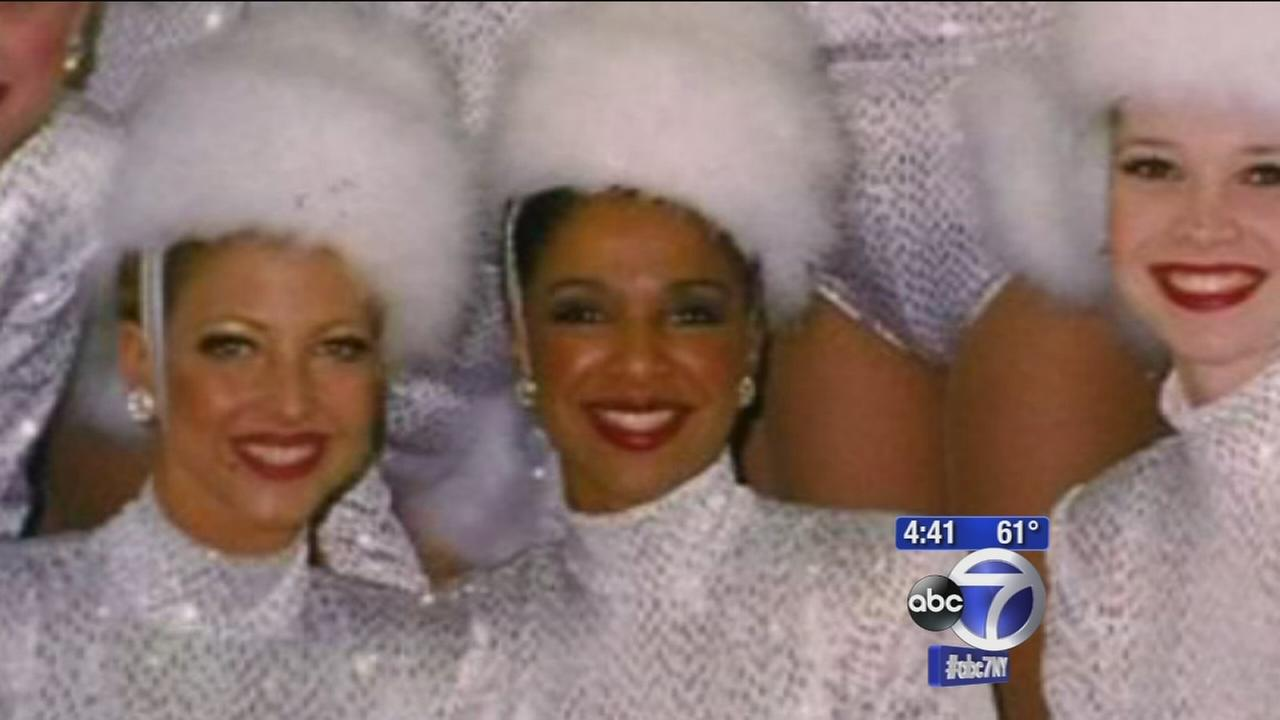 Former Rockette uses MS diagnosis to raise awareness