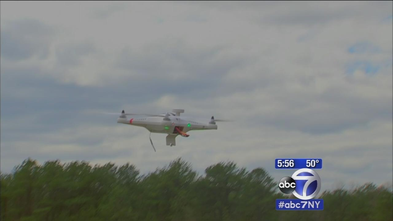 Lawmakers on Long Island move to restrict drone flights