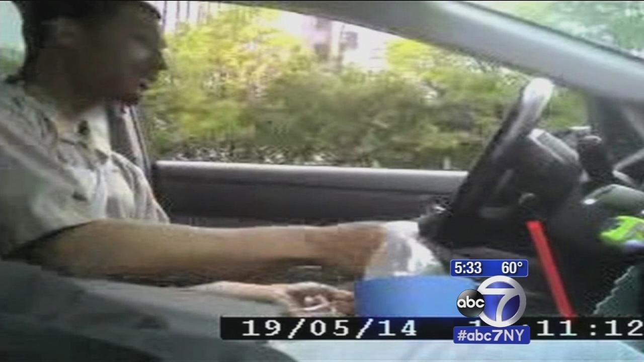 Video catches men delivering drugs in Prius