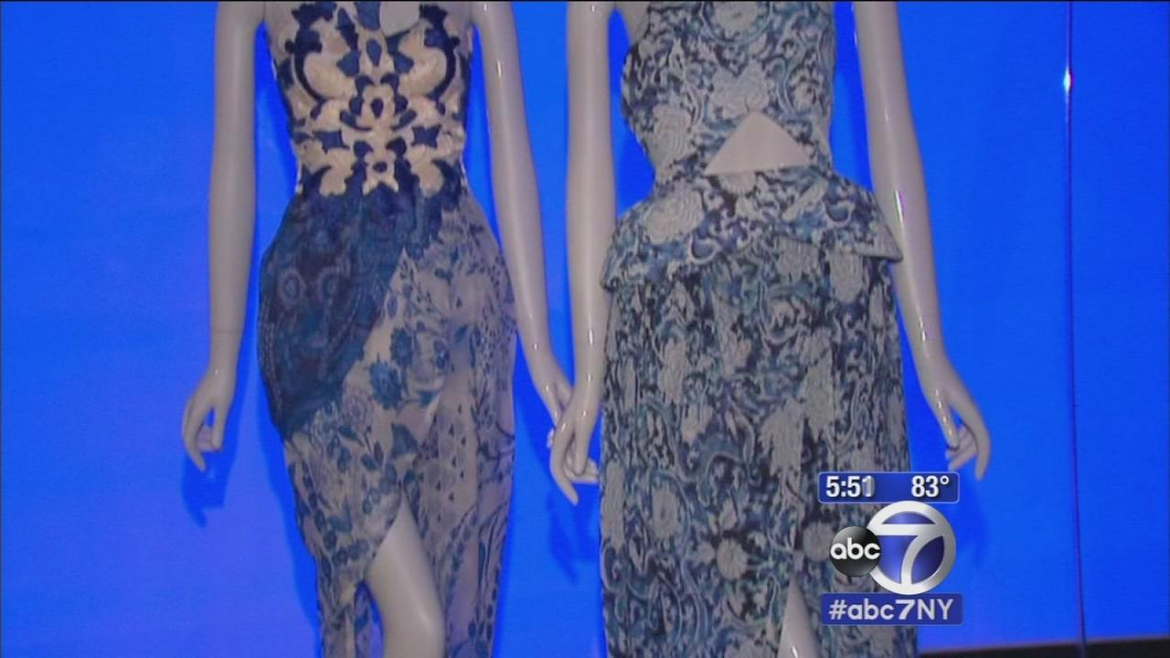Celebrities get ready for Costume Institute Gala