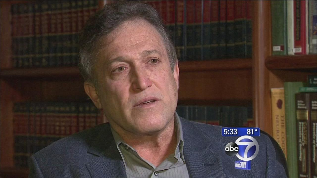 Husband speaks out about Metro North lawsuit