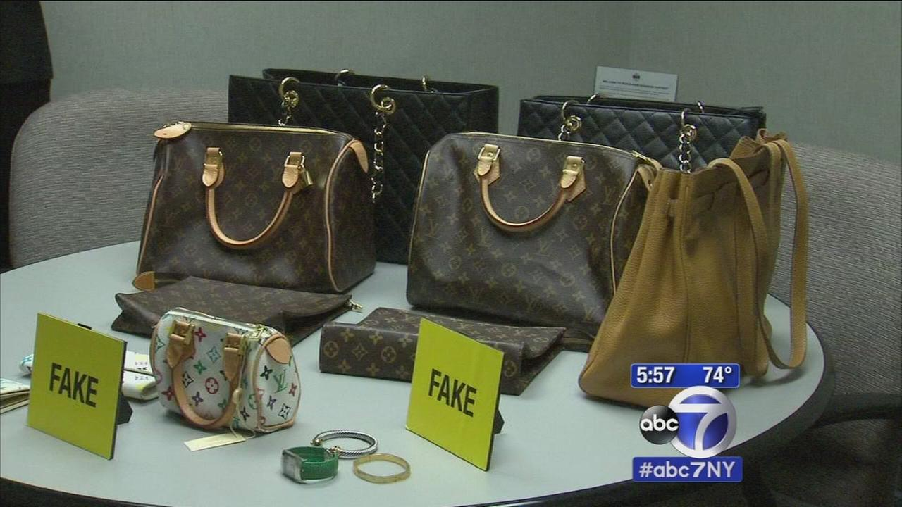 How to avoid counterfeit items