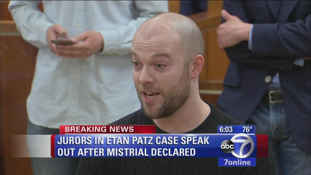 Jury in Etan Patz trial speaks out