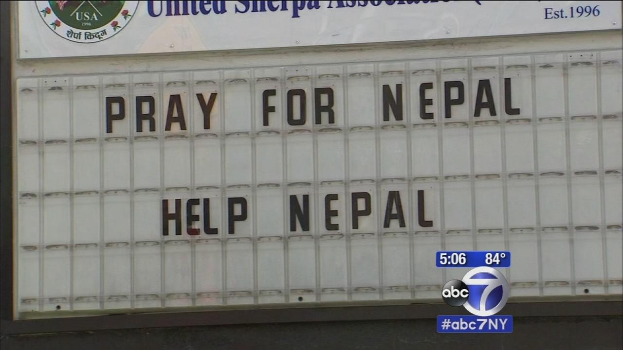 Calls for help after latest Nepal quake
