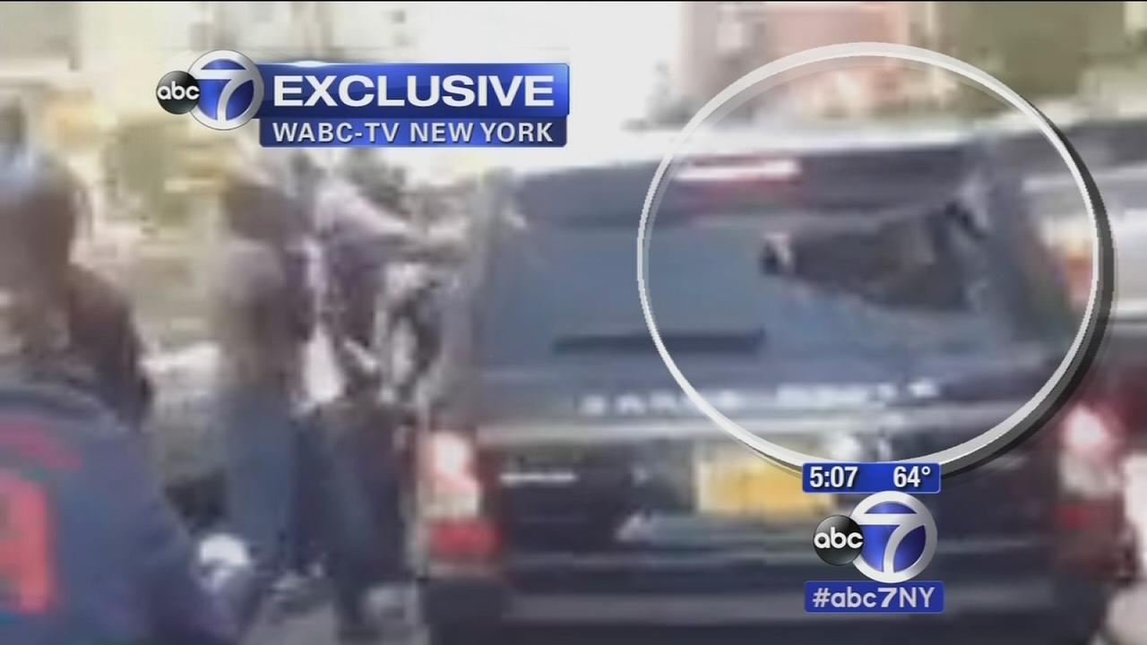 Undercover NYPD detective goes on trial in West Side Highway biker melee