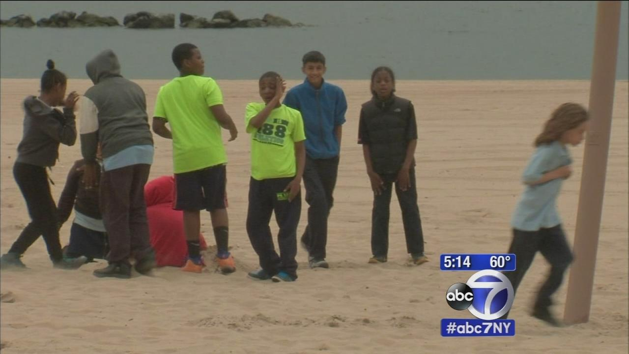 Official kickoff to beach season in Coney Island