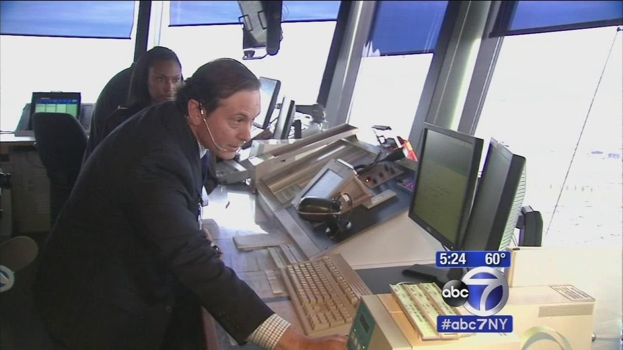 First look at new technology that hopes to cutdown on airport delays
