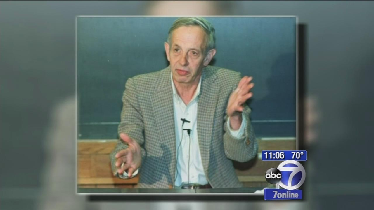 A Beautiful Mind mathematician killed in car crash