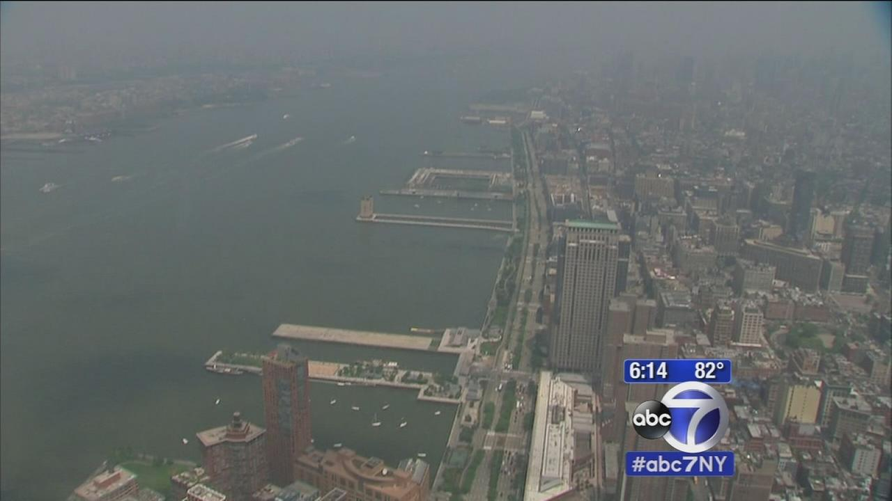 One World Trade observatory opens to the public Friday