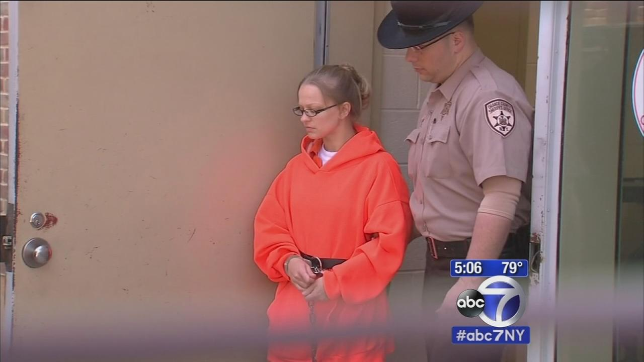 Fiancee of murdered kayaker appears in court