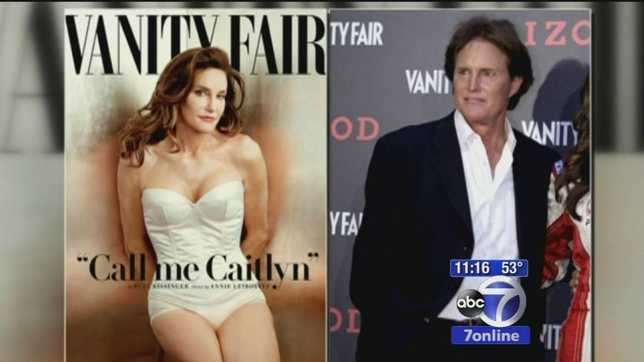 Caitlyn Jenner makes her debut to the world