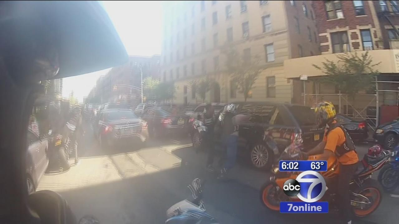 Biker assault prosecution texts show undercover officer joked about beating