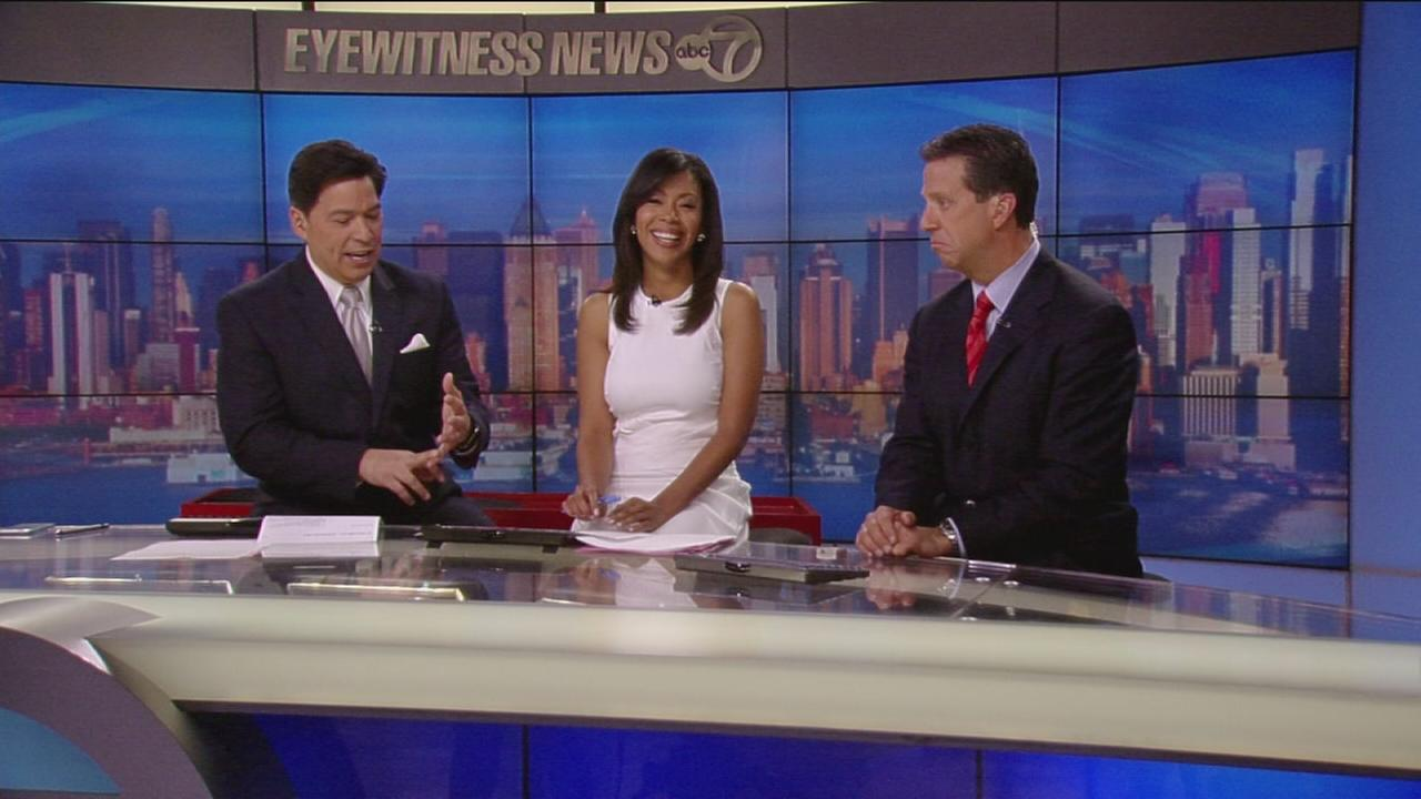 ABC News Picture: Welcome To The New Member Of The Eyewitness News Team